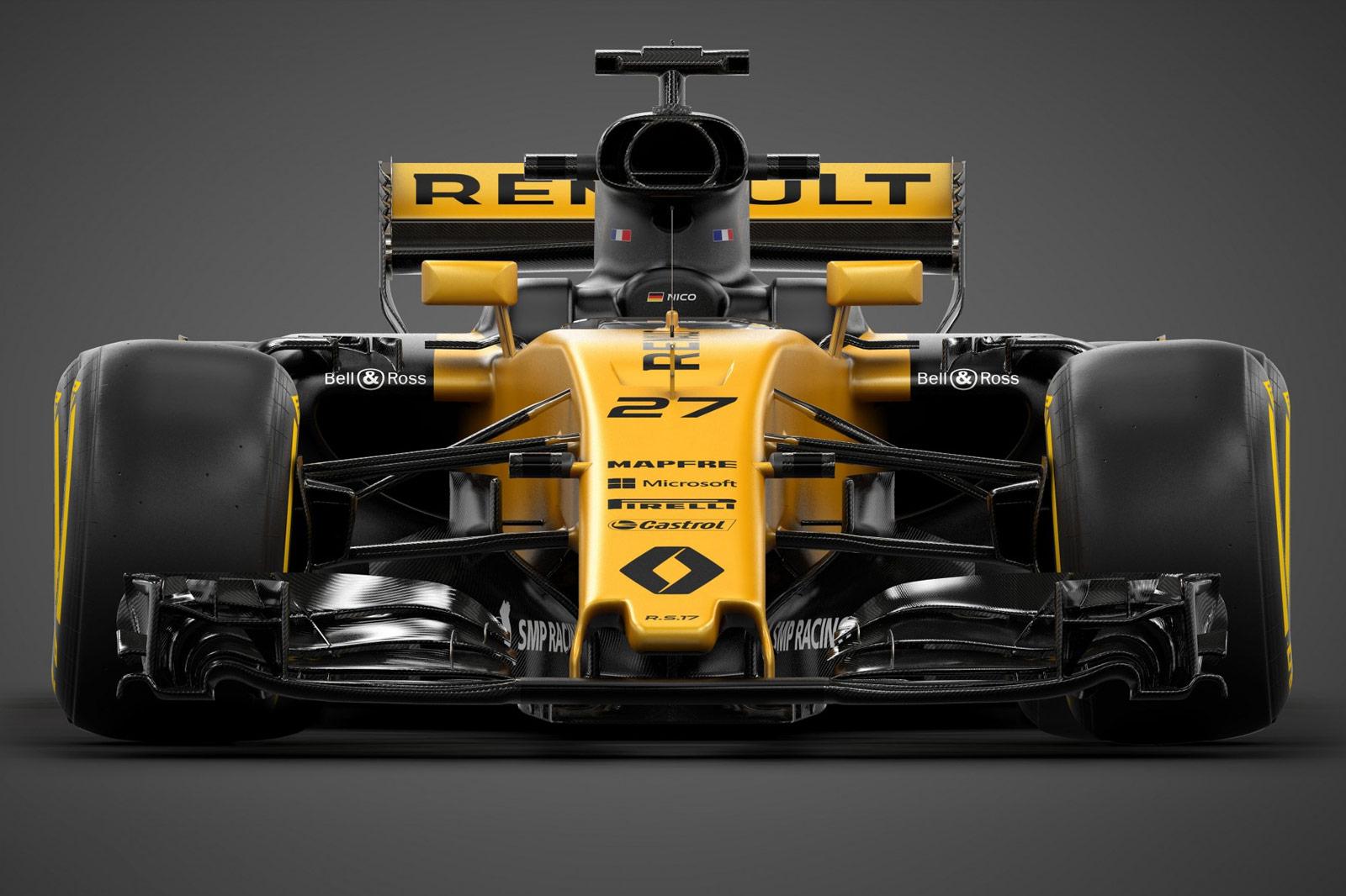 Renault R.S.17 Formula One 2017