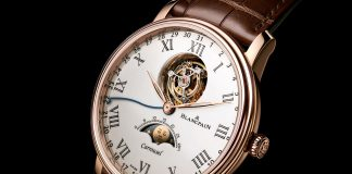 Blancpain Villeret Carrousel Moon Phase