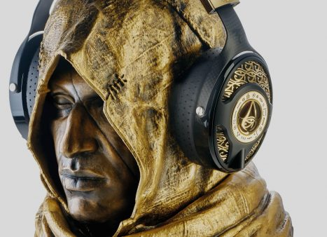 Assassin's Creed Origins Focal Utopia Headphones by Tournaire