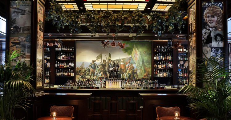 BlackTail, 22 Battery Place, New York
