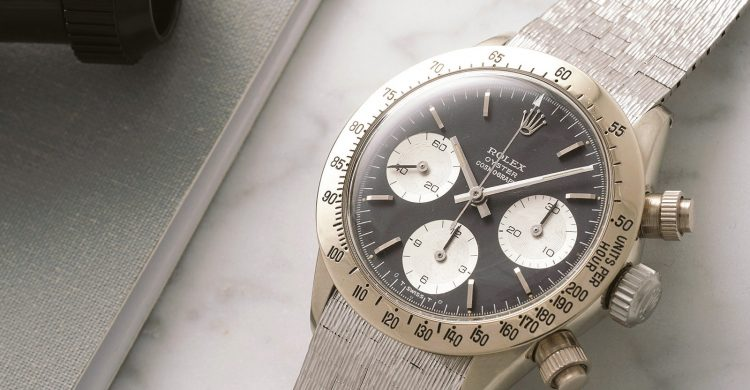 """Rolex 6265 """"The Unicorn"""" Oyster Cosmograph"""