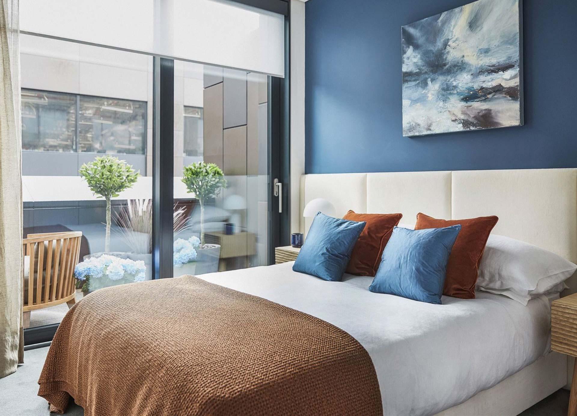 Four-bedroom Apartment Rathbone Square Fitzrovia London