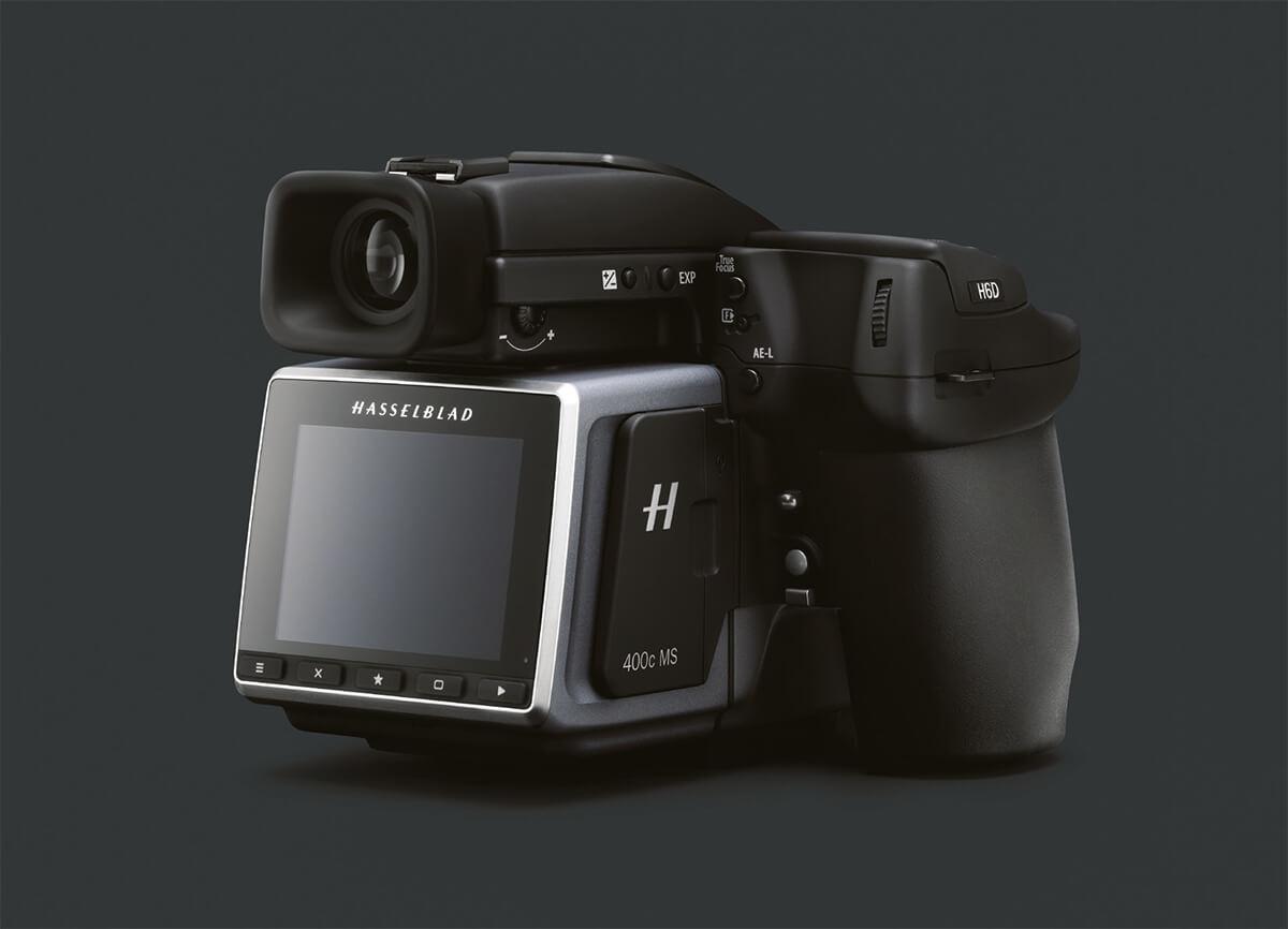Hasselblad H6D-400C MS Camera