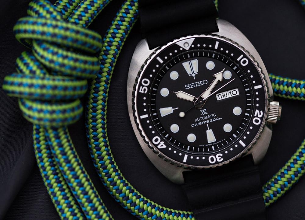 Seiko Turtle Prospex SRP777 Diver