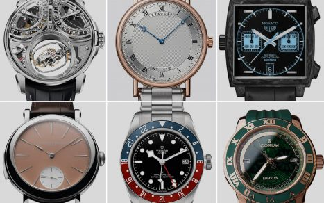 The Watch Guide 2018