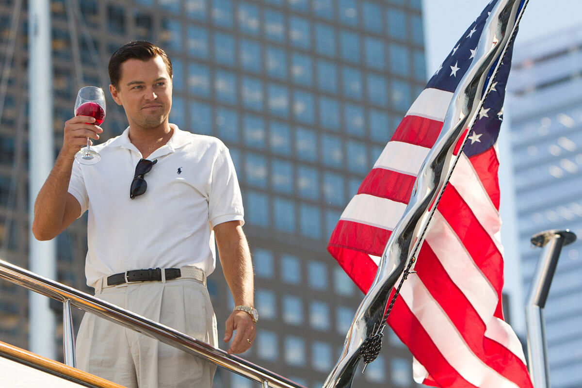 The Wolf of Wall Street Still