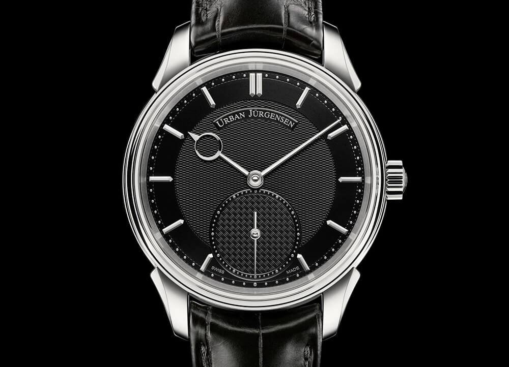 Urban Jurgensen Ref. 2140 WG (Jules Collection)