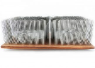 Antoine Dufilho's Dynamic Car Sculptures on Show at the M.A.D. Gallery