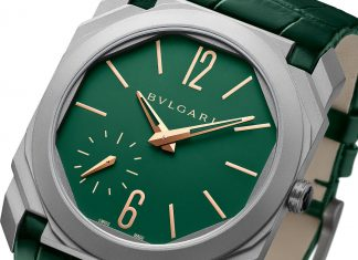 Bulgari Octo Finissimo Automatic Harrods Exclusive
