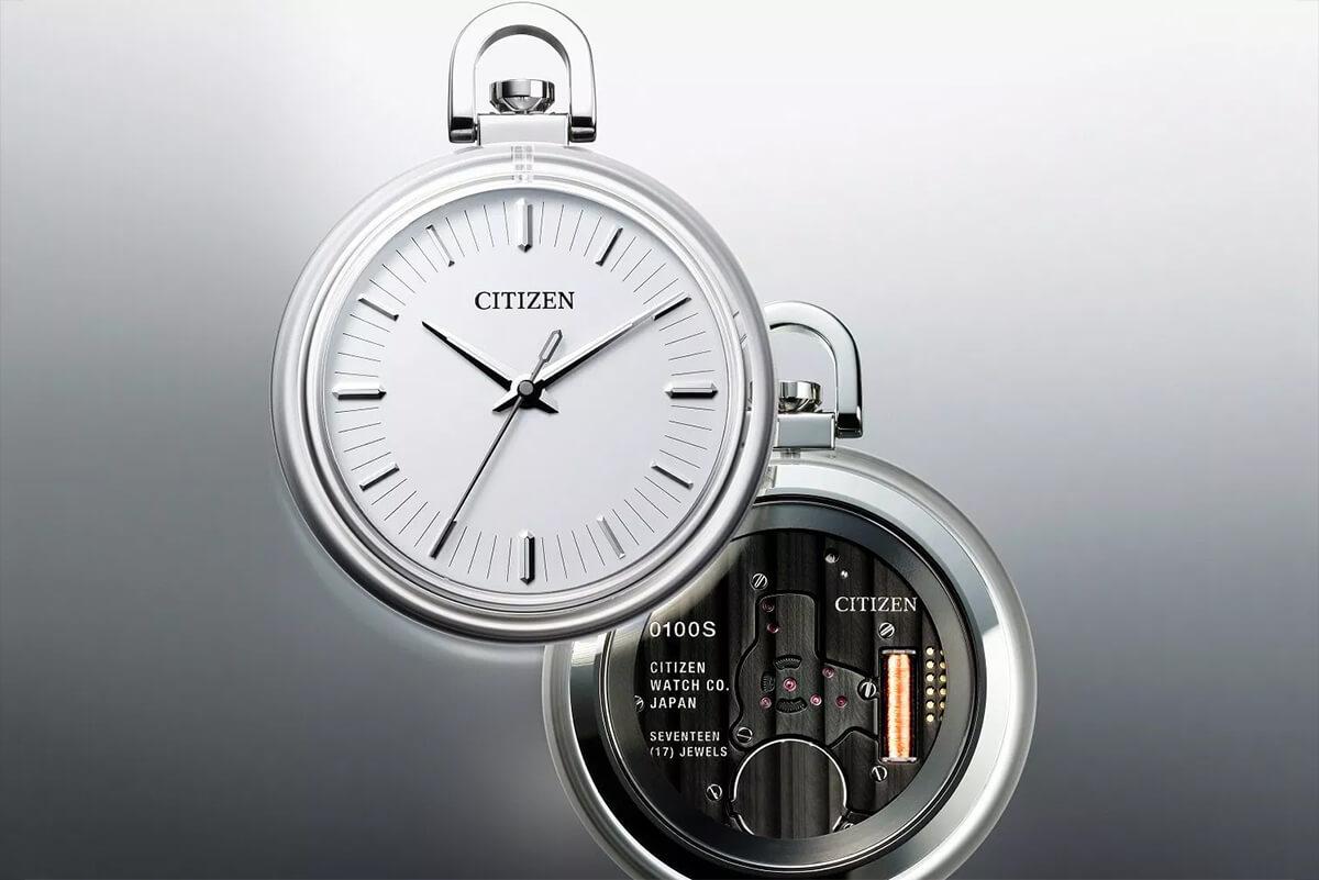 Citizen Concept Model Calibre 0100