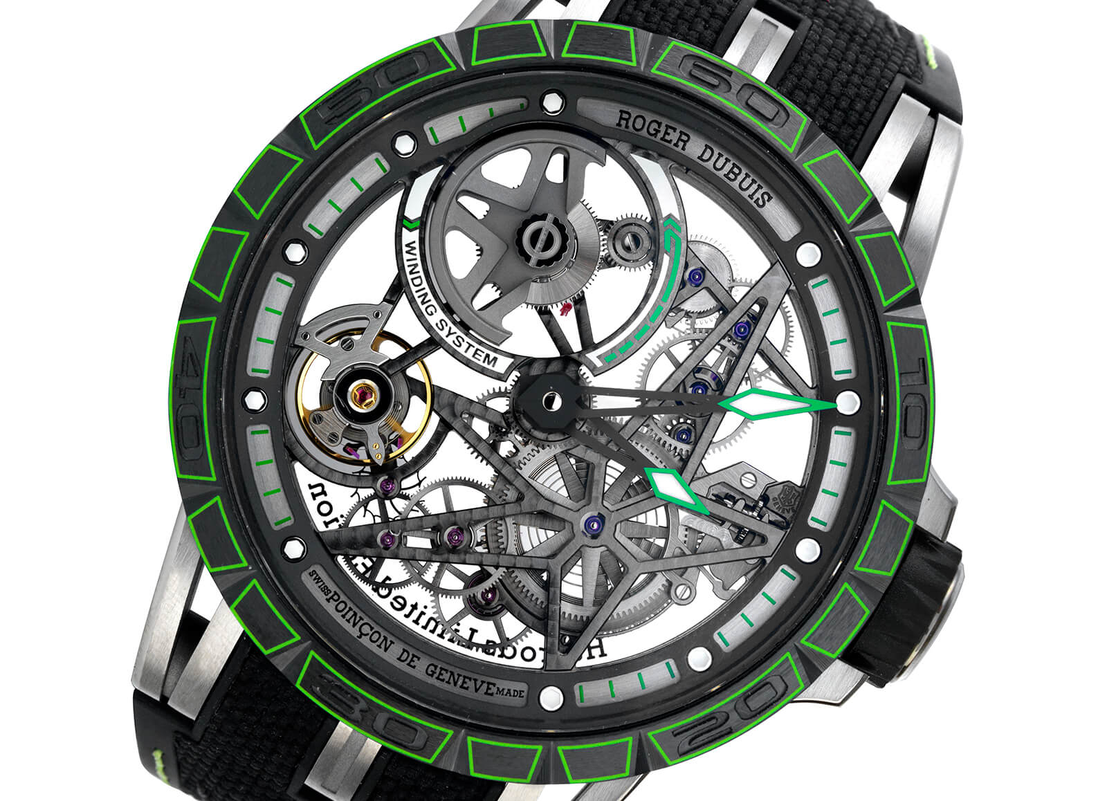 Roger Dubuis Excalibur Spider Automatic Harrods Limited Edition