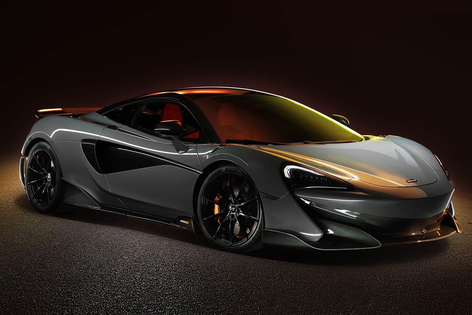 McLaren Longtail 600LT