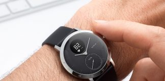 Nokia Heart Rate & Activity