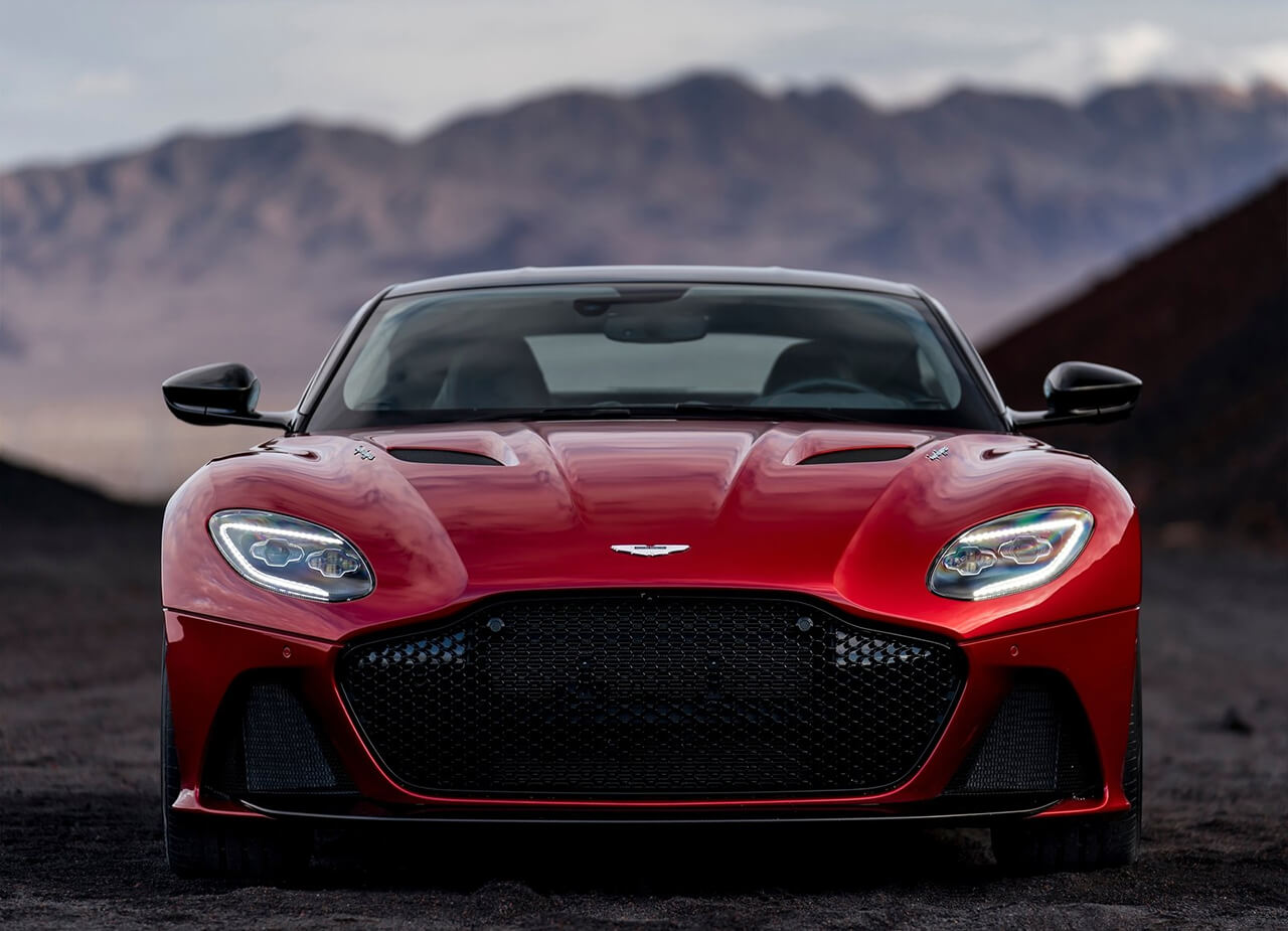 Aston Martin 2019 DBS Superleggera