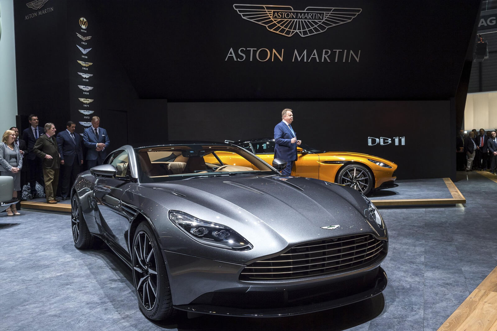 Aston Martin at Goodwood Festival of Speed