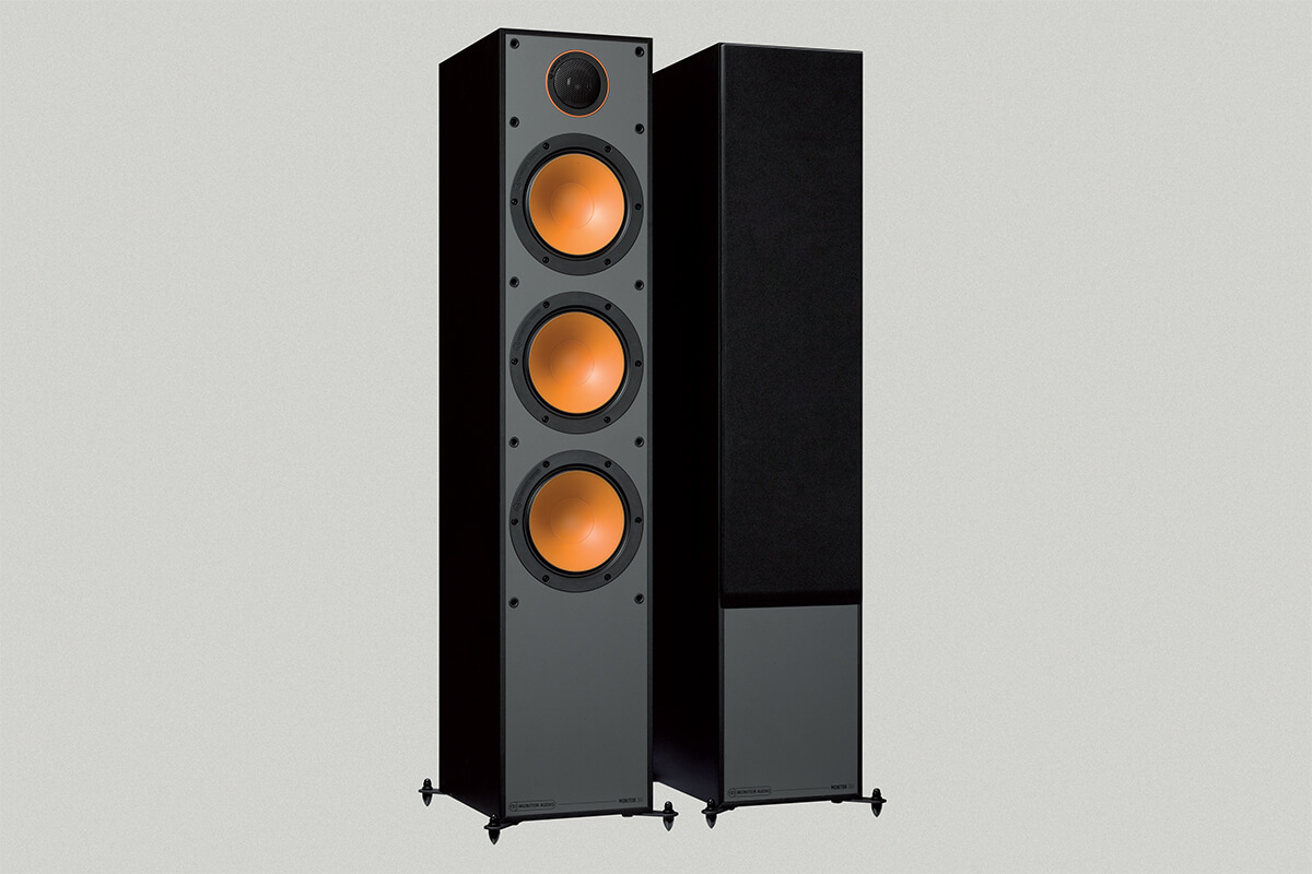 Monitor Audio's 300-series