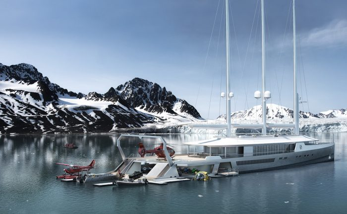 Project Norse Superyacht