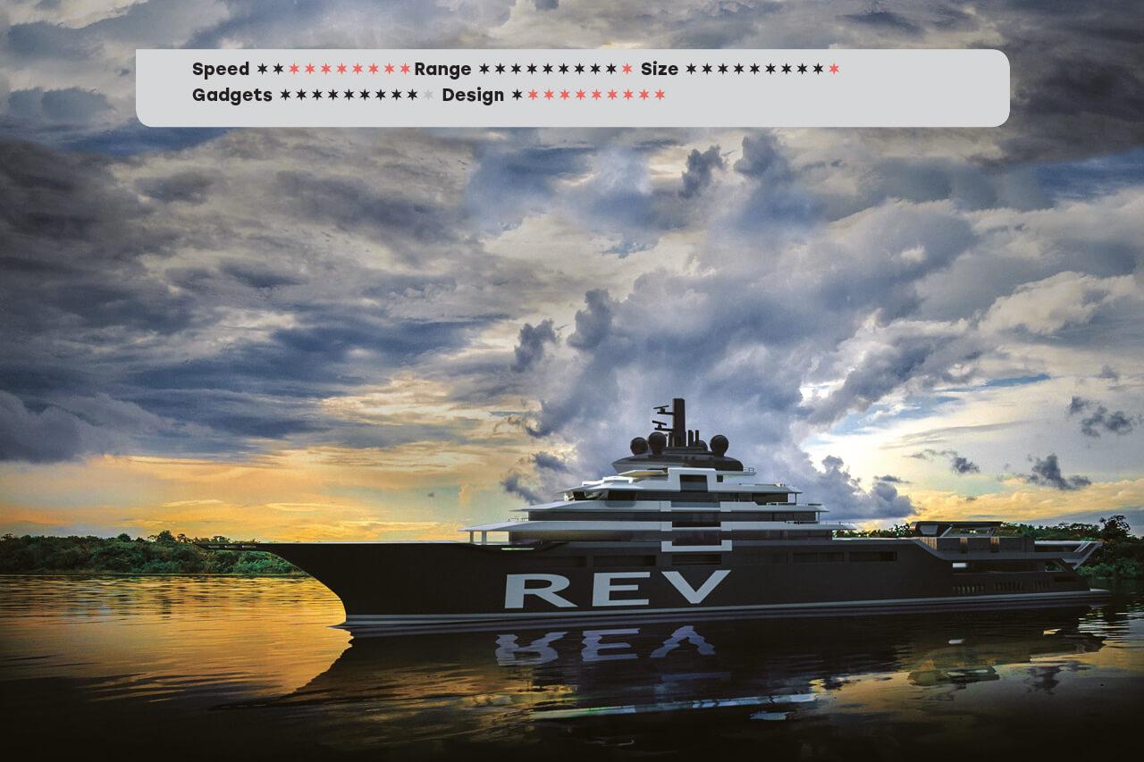Rev Superyacht