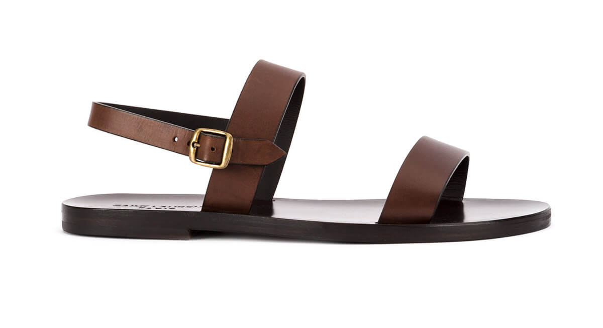Saint Laurent Sling-Back Sandals