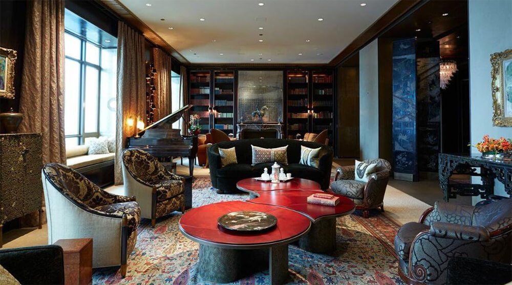 Shahid Khan's Chicago Penthouse