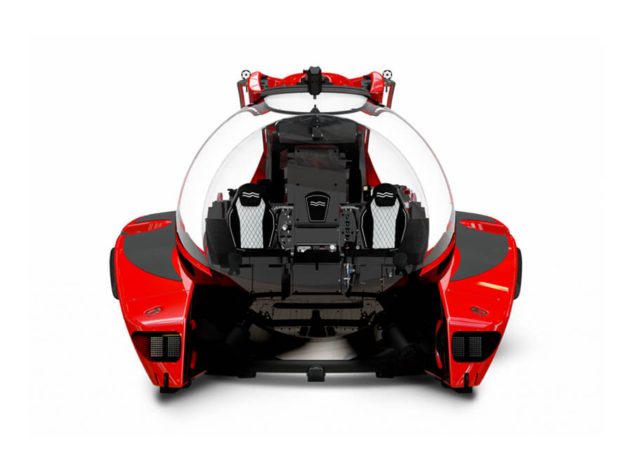 U-Boat Worx C Researcher 3 1100