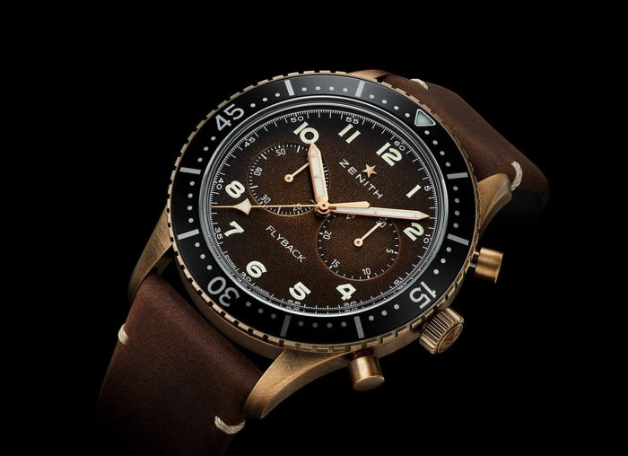 Zenith Pilot Tipo CP-2 Flyback