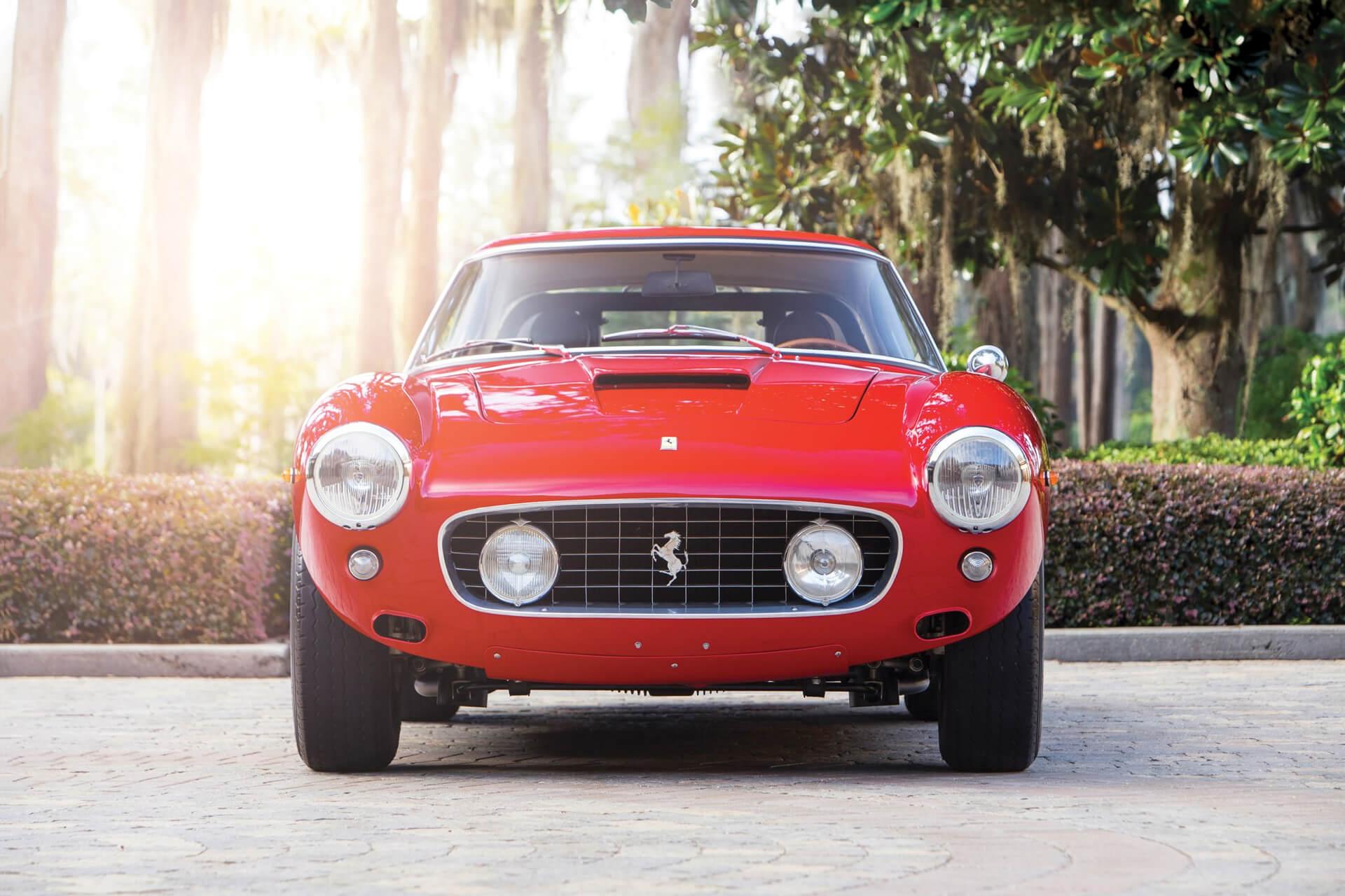 1960 Ferrari 250 GT SWB Alloy Berlinetta Competizione by Scaglietti