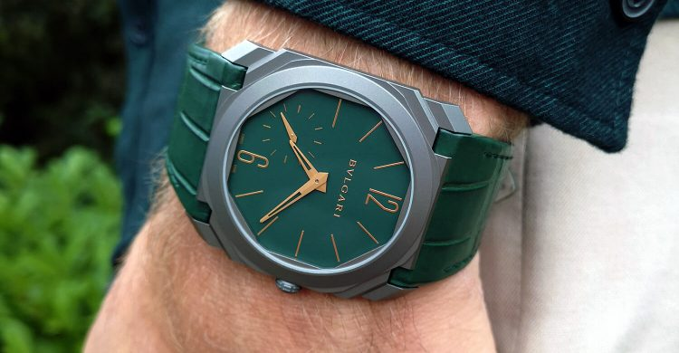 Bulgari Octo Finissimo Automatic Harrods Exclusive Hands-On