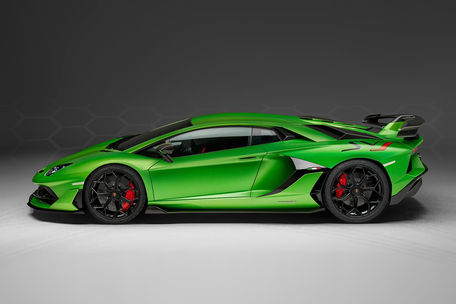 Lamborghini Unveils 770 Hp Aventador Svj 63 At Pebble Beach Oracle