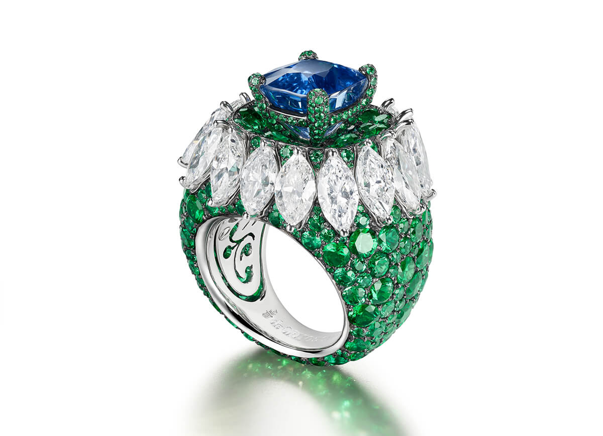 de Grisogono High Jewellery ring