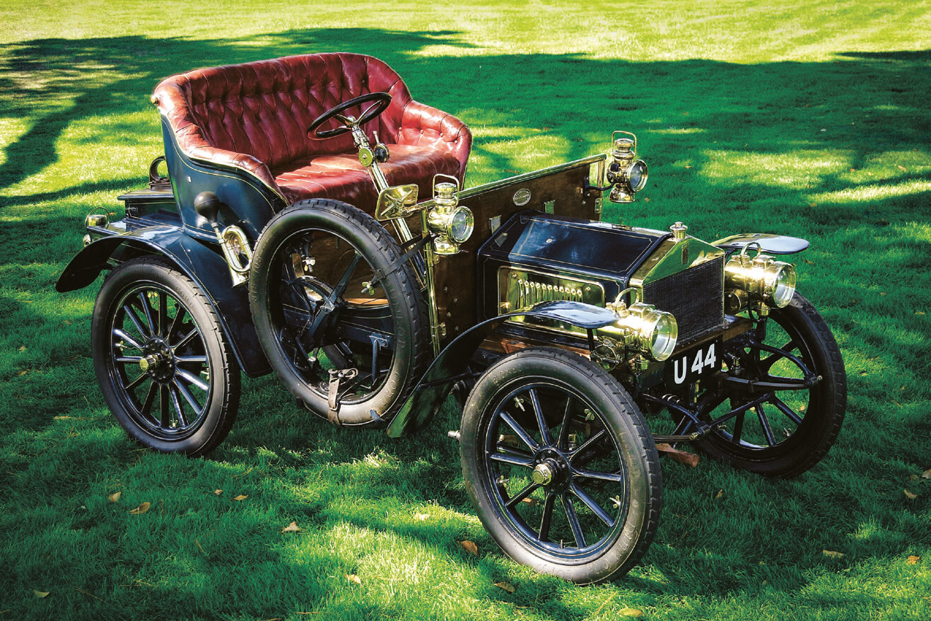 1904 Rolls-Royce 10HP Two-Seater