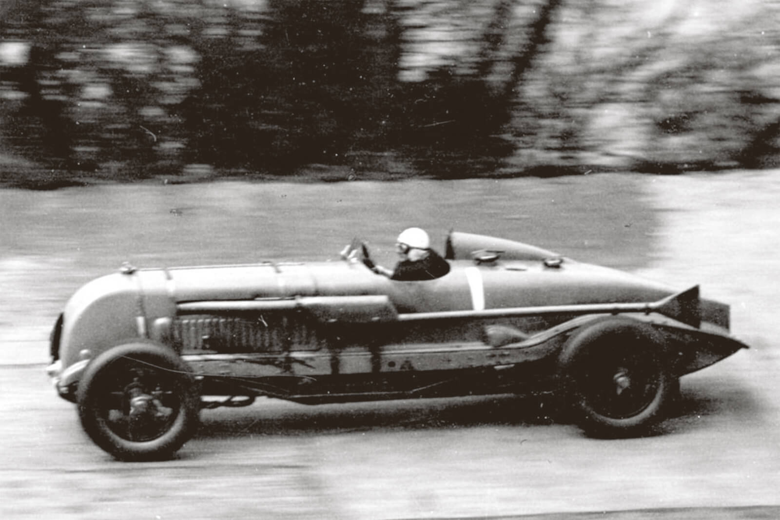 1929-31 4.5 litre supercharged 'Blower' Bentley Single-Seater