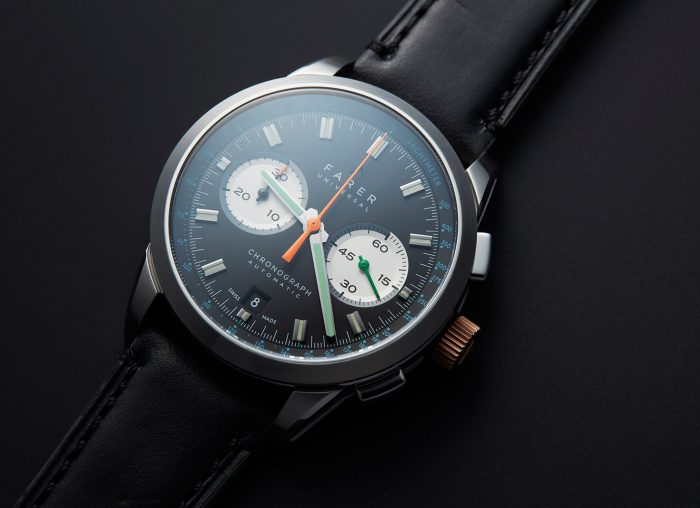 Farer Segrave Chronograph Watch