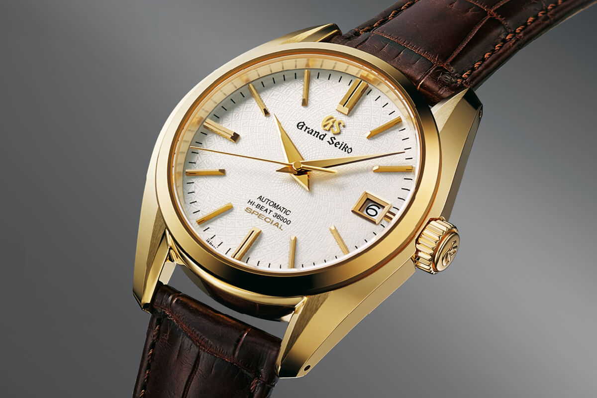 Grand Seiko Hi-Beat 36,000 20th Anniversary