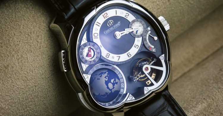 Greubel Forsey GMT Hands-On
