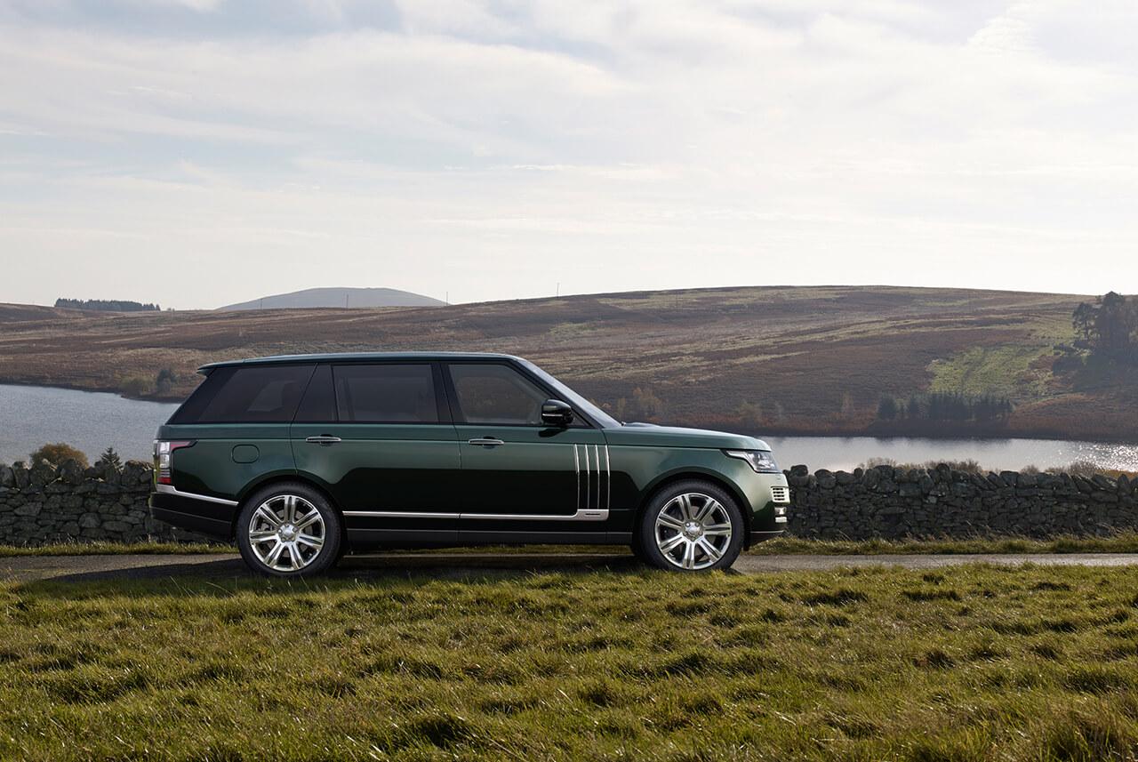 Holland & Holland X Range Rover