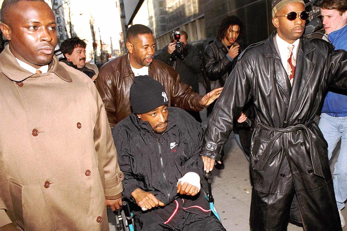 Tupac '94 Shooting Aftermath