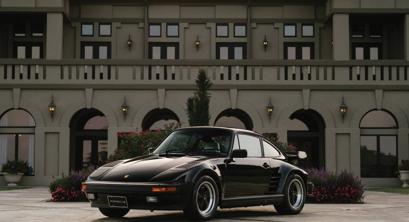 1988 Porsche 911 Turbo S 'Flat-Nose' Coupe