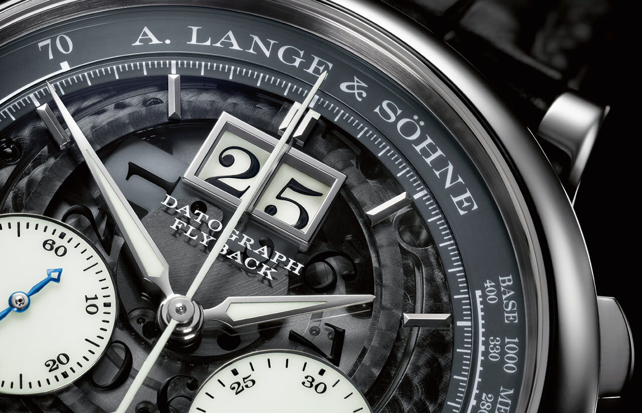 A. Lange & Söhne Datograph Up/Down 'Lumen'
