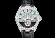 Backes & Strauss Piccadilly 45 King Tourbillon Watch