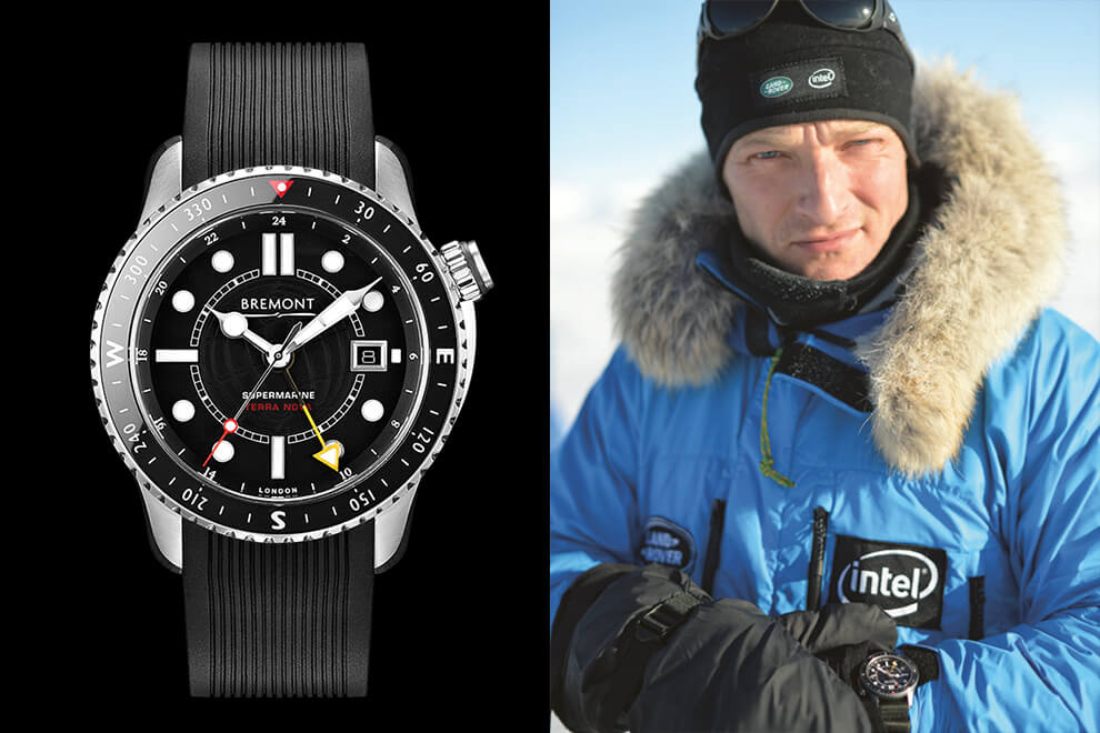 Bremont Terra Nova (Terra Nova Expedition)