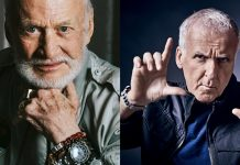 Buzz Aldrin vs. James Cameron