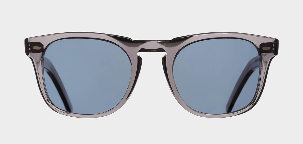 Cutler and Gross 1032 Grey Pink Sunglasses
