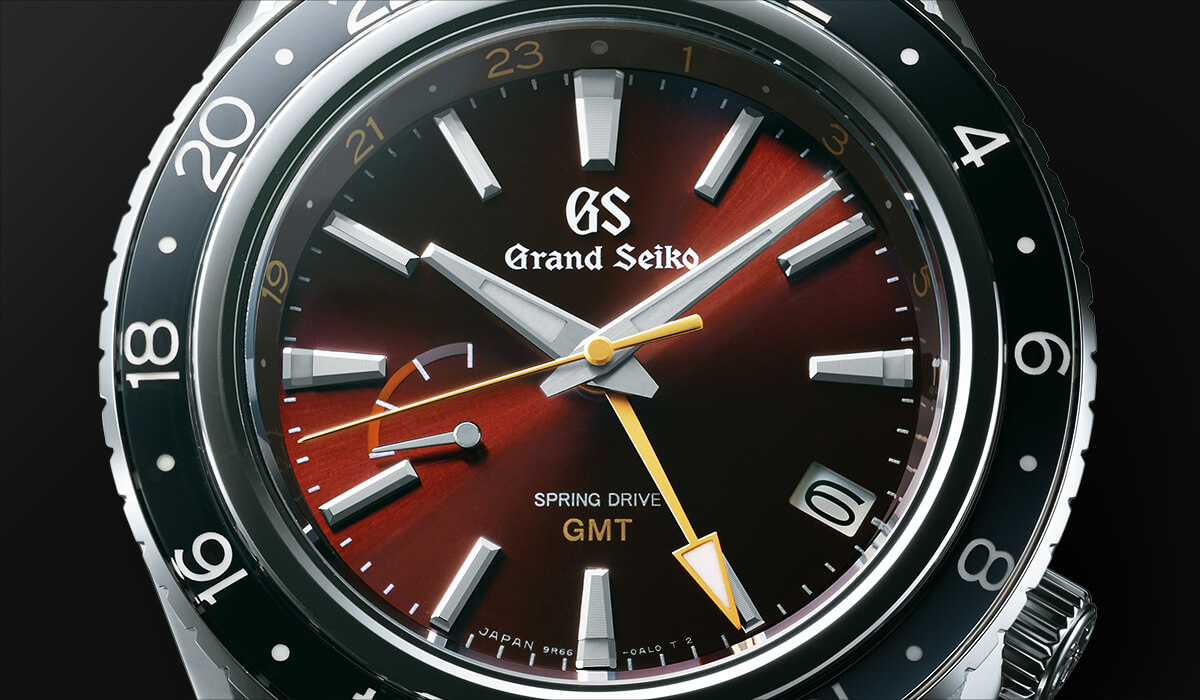 Grand Seiko Spring Drive GMT Limited Edition SBGE245