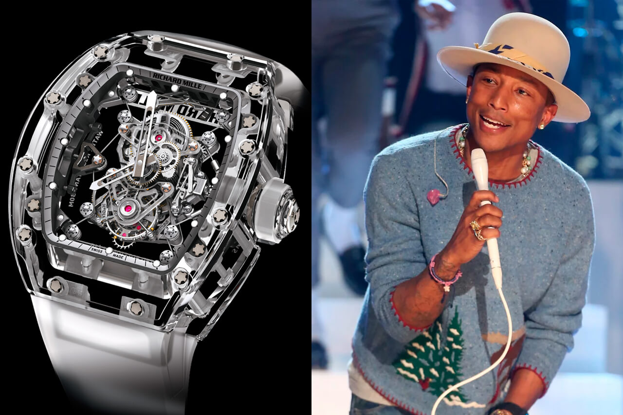 Richard Mille RM 56-02 Pharrell Williams