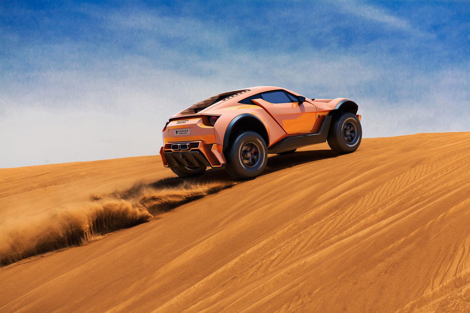 Zarooq Sand Racer 500