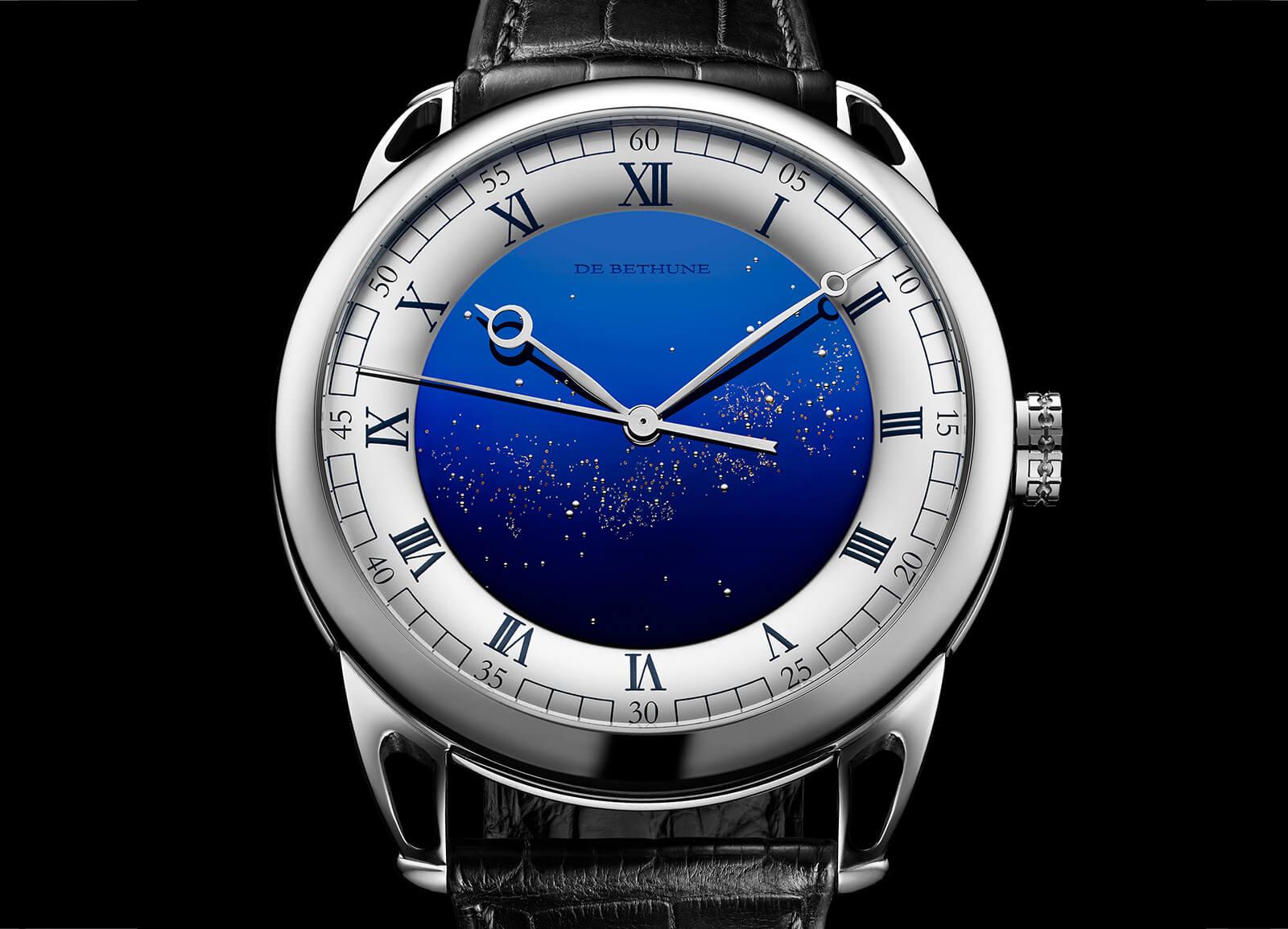 De Bethune DB25 Starry Varius Chronomètre Tourbillon Watch
