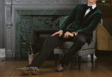 Favourbrook Velvet Dinner Jacket