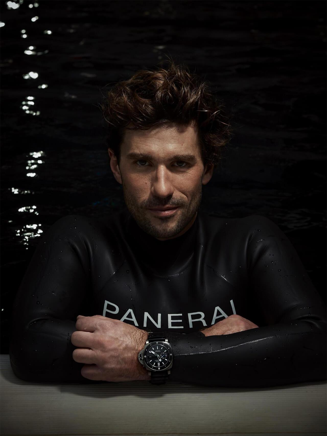 Guillaume Néry Panerai