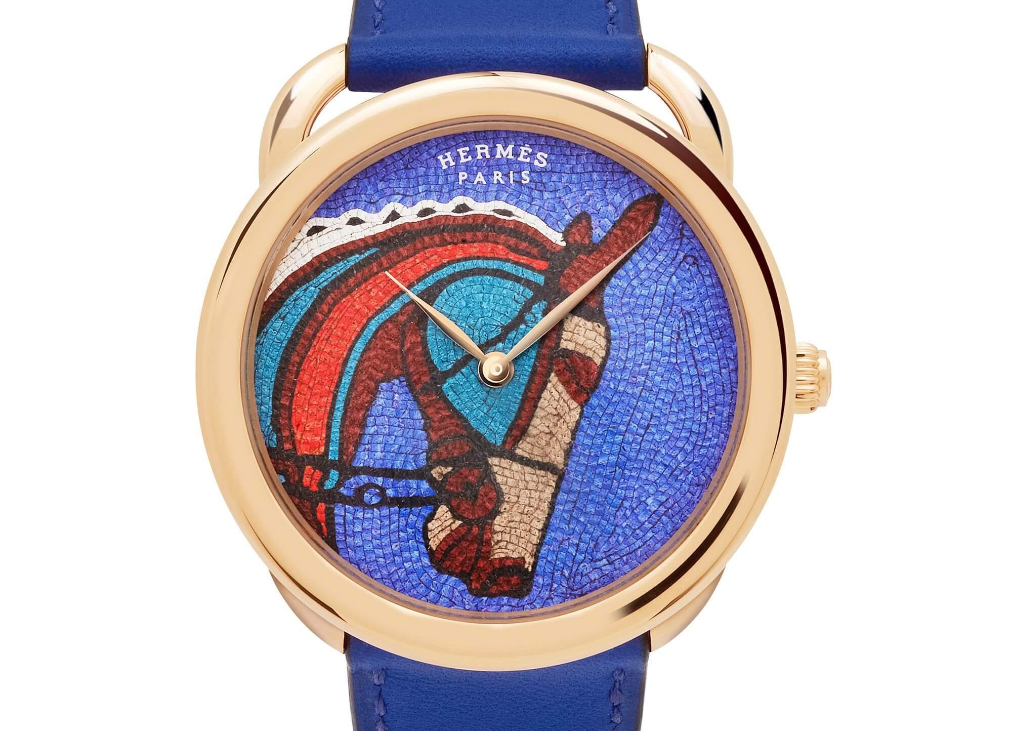Hermès Arceau Robe du soir Watch